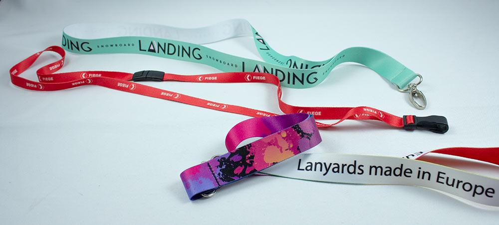 keyhangers lanyards med logotryk eget design